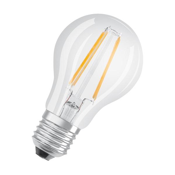Osram Star+ Active&Relax átlátszó üveg búra/7W/806lm/2700K/E27 LED körte izzó - 1