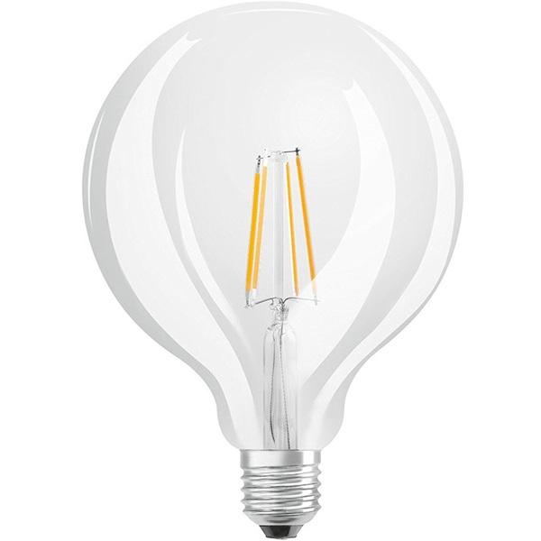 Osram Star+ GLOWdim átlátszó üveg búra/7W/806lm/2700K/E27 LED gömb izzó - 1
