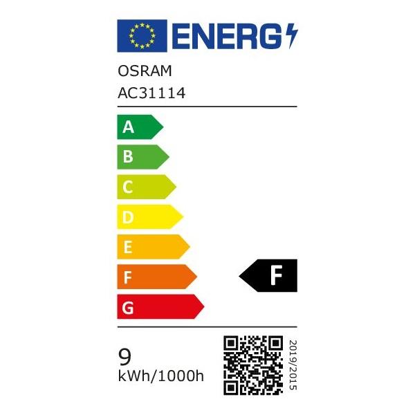 Osram Star+ matt műanyag búra/9W/806lm/2700K/E27/fényérzékelős LED körte izzó - 1