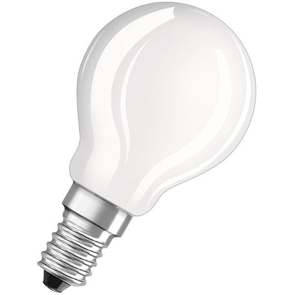 Osram Star 2,8 W/827 25 E14 250 lumen matt LED kisgömb izzó - 1