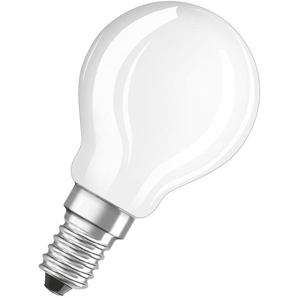 Osram Star 4 W/865 40 E14 470 lumen matt LED kisgömb izzó - 1