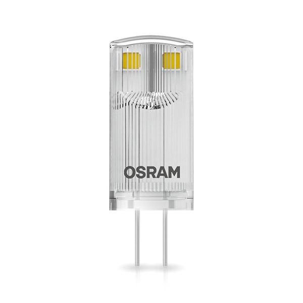 Osram Star átlátszó búra/0,9W/100lm/2700K/G4/12V LED kapszula - 1