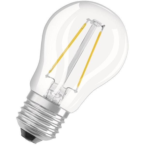 Osram Star Filament 2,8 W/827 25 E27 250 lumen LED kisgömb izzó - 1