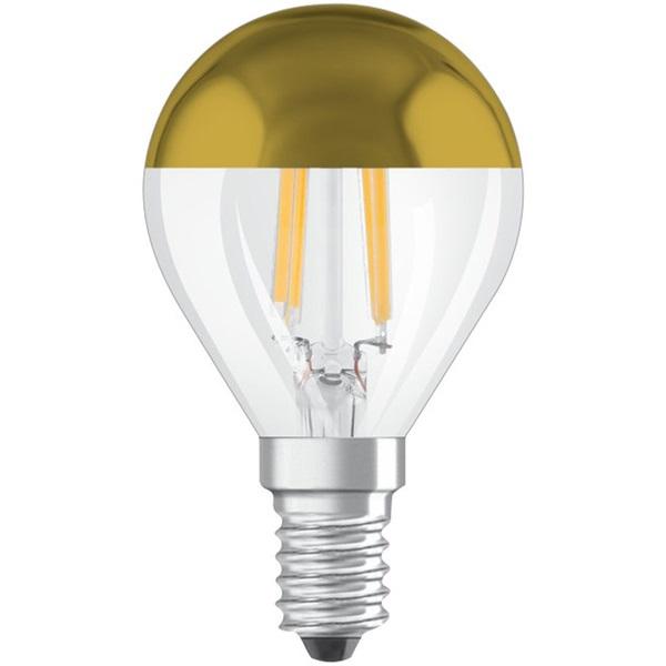 Osram Star Filament 4 W/827 34 E14 380 lumen LED kisgömb izzó - 1