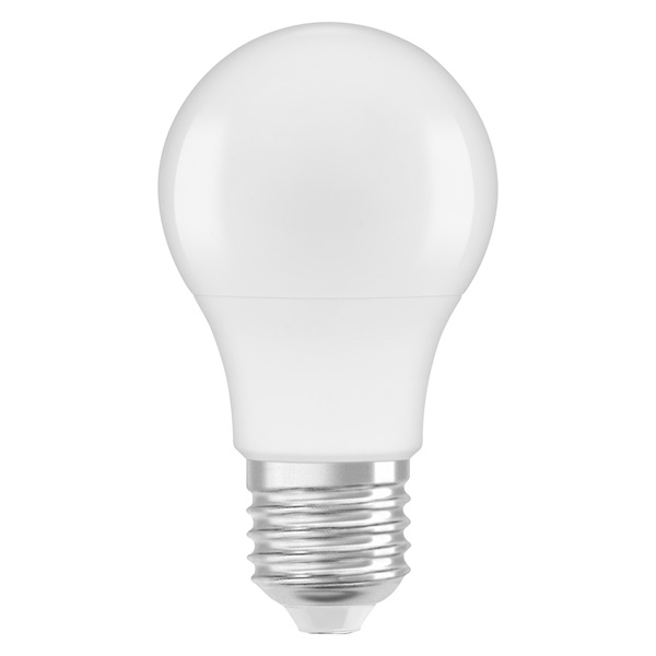 Osram Star matt búra/5,5W/470lm/4000K/E27 LED körte izzó - 1