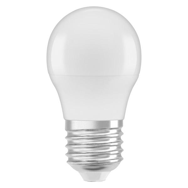 Osram Star matt búra/5W/470lm/2700K/E27 LED kisgömb izzó - 1
