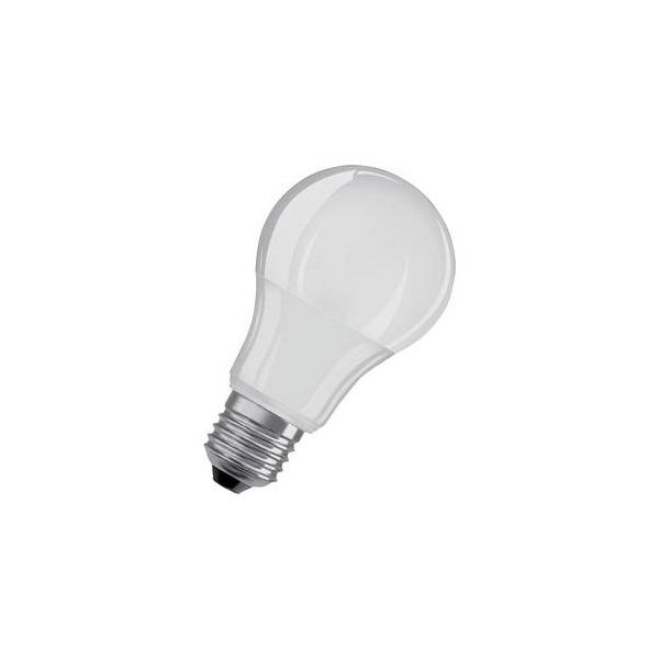 Osram Star matt búra/8,5W/806lm/4000K/E27 LED körte fényforrás - 1
