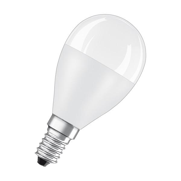 Osram Star matt búra/8W/806lm/2700K/E14 LED kisgömb izzó - 1