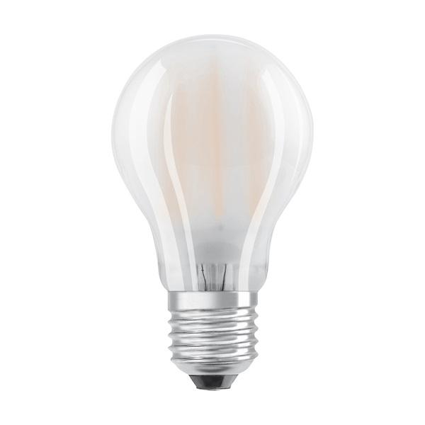 Osram Star matt üveg búra/4W/470lm/2700K/E27 LED körte izzó - 1