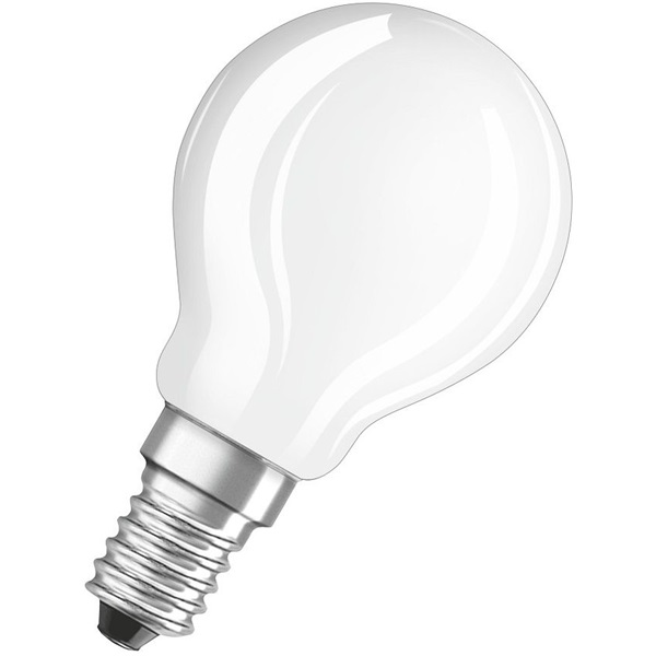 Osram Star matt üveg búra/4W/470lm/4000K/E14 LED kisgömb izzó - 1