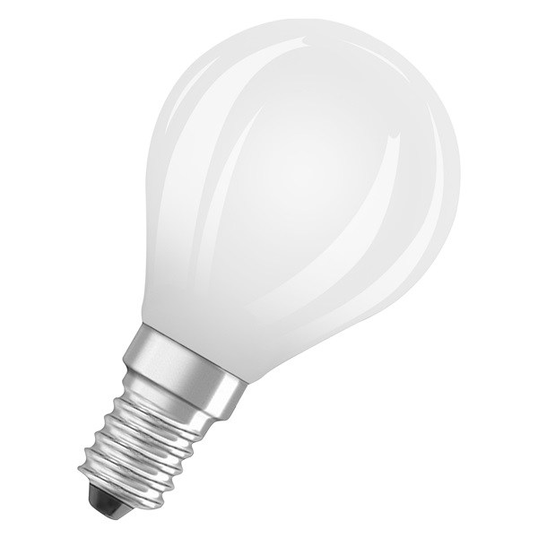 Osram Star matt üveg búra/6,5W/806lm/2700K/E14 LED kisgömb izzó - 1