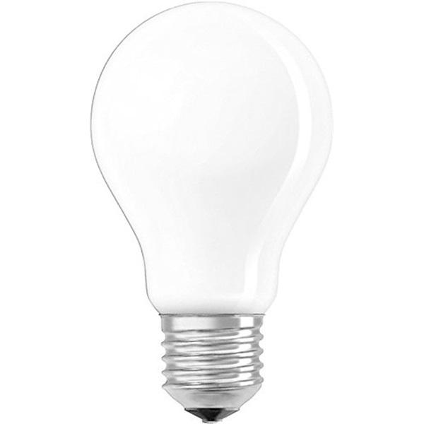 Osram Star matt üveg búra/7,5W/1055lm/2700K/E27 LED körte izzó - 1
