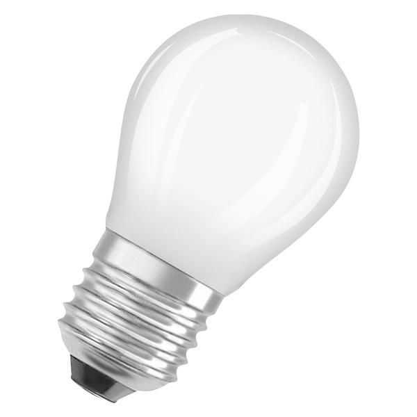 Osram Star matt üveg búra/7W/806lm/2700K/E27 LED kisgömb izzó - 1