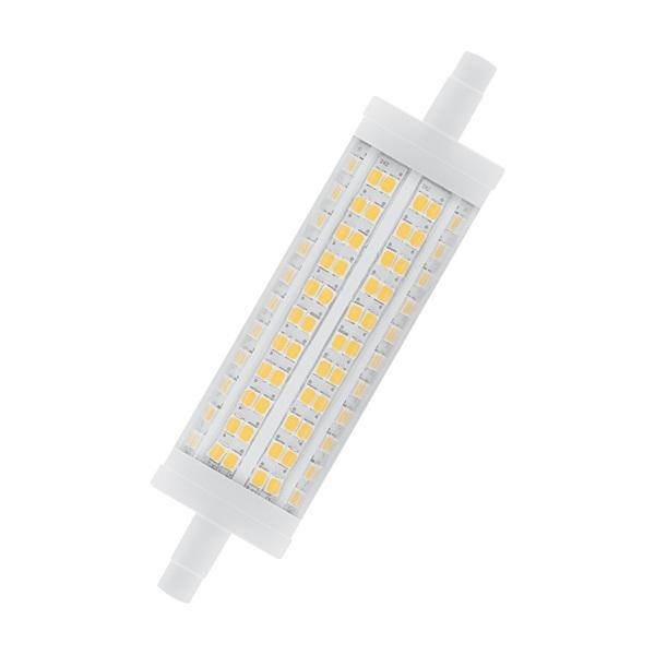 Osram Star műanyag búra/17,5W/2452lm/2700K/R7s LED ceruza - 1