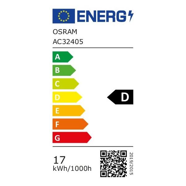 Osram Star opál üveg búra/15W/2500lm/2700K/E27 LED körte izzó - 1