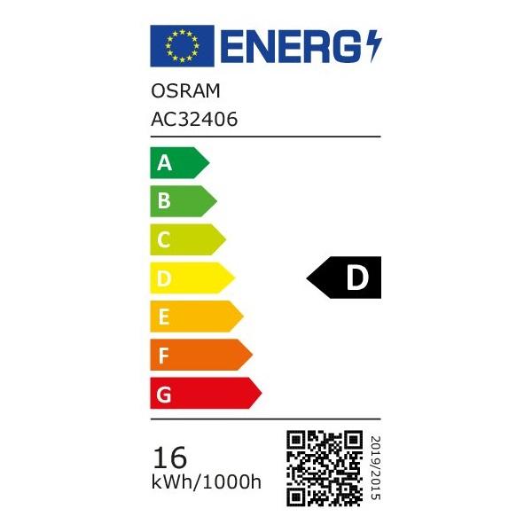 Osram Star opál üveg búra/15W/2500lm/4000K/E27 LED körte izzó - 1