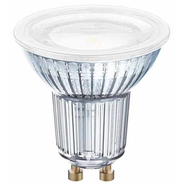 Osram Star PAR16 üveg ház/6,9W/575lm/4000K/GU10/230V/120fok/83lm/W LED spot izzó - 1