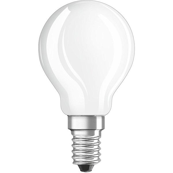 Osram Superstar 2,5 W/827 25 E14 250 lumen matt LED kisgömb izzó - 1