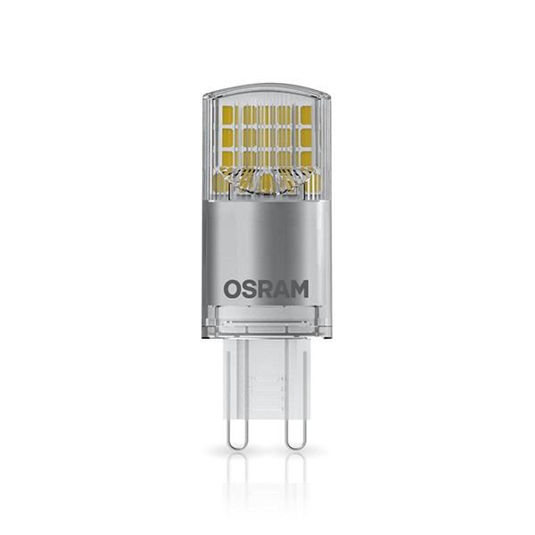 Osram Superstar 230V/átlátszó búra/3,5W/350lm/2700K/G9 dimmelhető LED kapszula izzó - 1