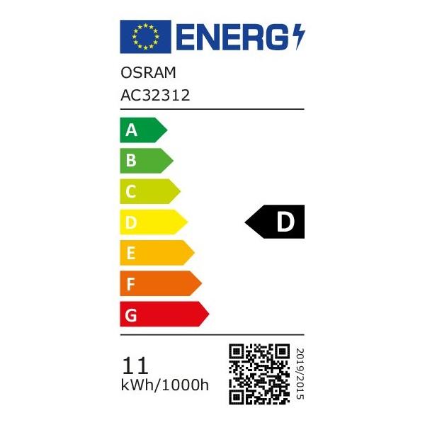 Osram Superstar átlátszó üveg búra/12W/1521lm/4000K/E27  szabályozható LED körte izzó - 1