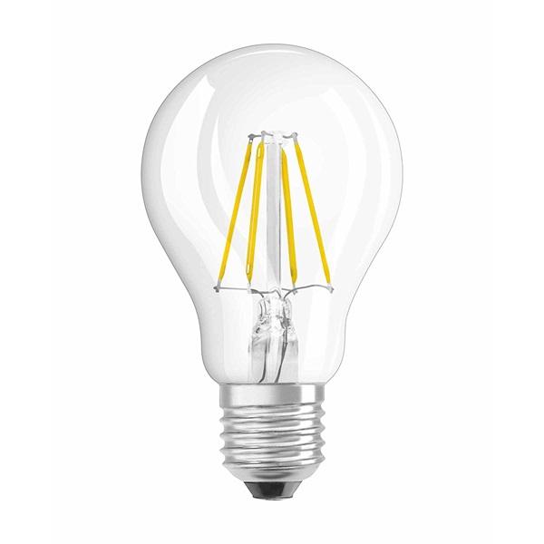 Osram Superstar Filament 4 W/827 40 E27 470 lumen LED körte izzó - 1