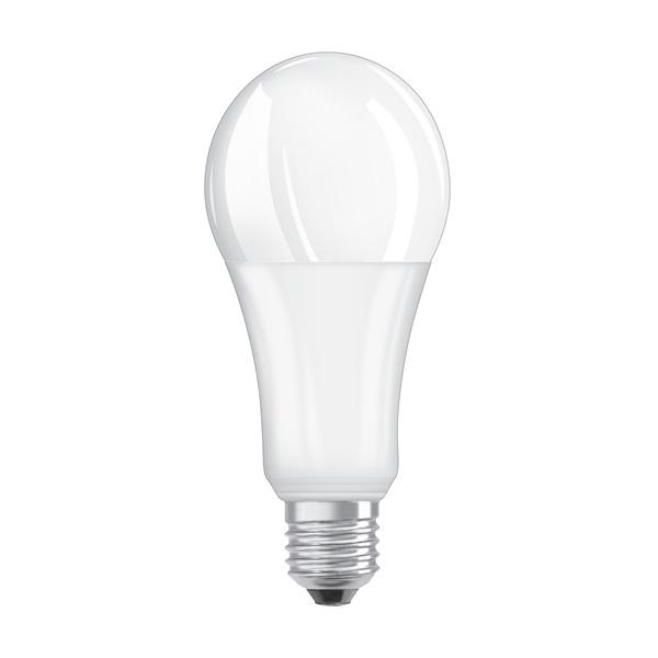 Osram Superstar matt búra/21W/2452lm/2700K/E27 dimmelhető LED körte izzó - 1