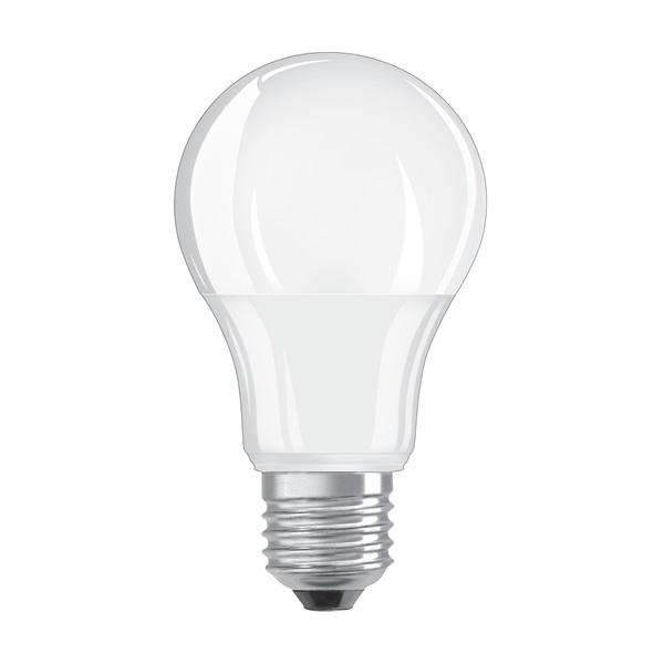 Osram Superstar matt búra/8,8W/806lm/2700K/E27 dimmelhető LED körte izzó - 1