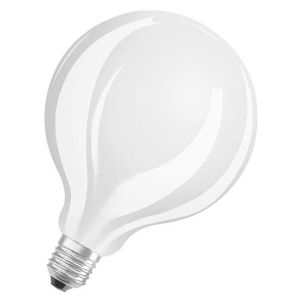 Osram Superstar matt üveg búra/12W/1521lm/2700K/E27 dimmelhető LED gömb izzó - 1