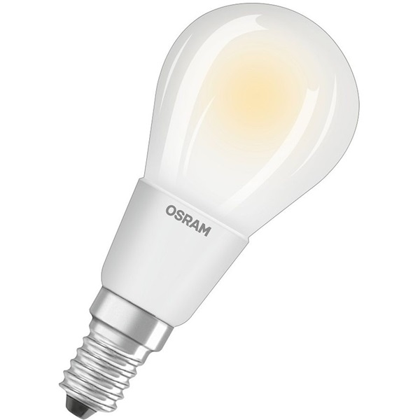 Osram Superstar matt üveg búra/6,5W/806lm/2700K/E14 dimmelhető LED kisgömb izzó - 1