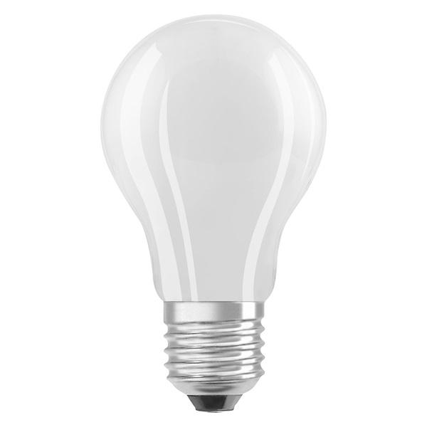 Osram Superstar matt üveg búra/7W/806lm/2700K/E27 dimmelhető LED körte izzó - 1