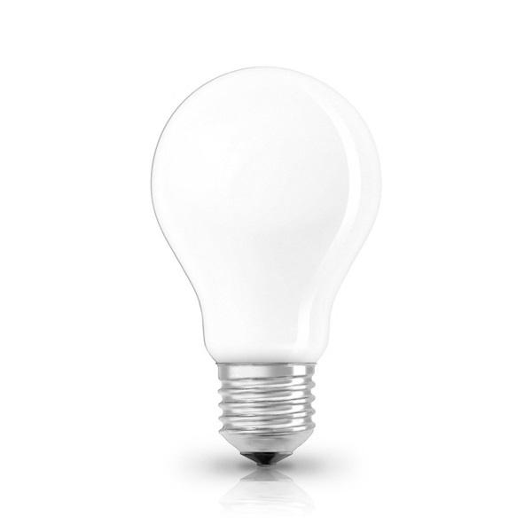 Osram Superstar matt üveg búra/7W/806lm/4000K/E27 dimmelhető LED körte izzó - 1
