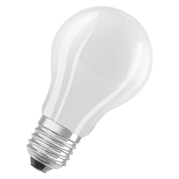 Osram Superstar matt üveg búra/8,5W/1055lm/4000K/E27 dimmelhető LED körte izzó - 1