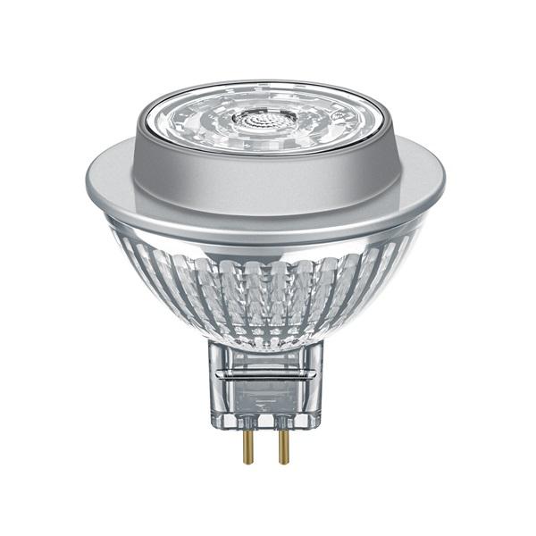 Osram Superstar MR16 üveg ház/7,8W/621lm/4000K/GU5.3 dimmelhető LED spot izzó - 1
