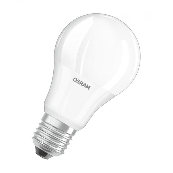 Osram Value matt búra/10W/1055lm/4000K/E27 LED körte izzó - 1