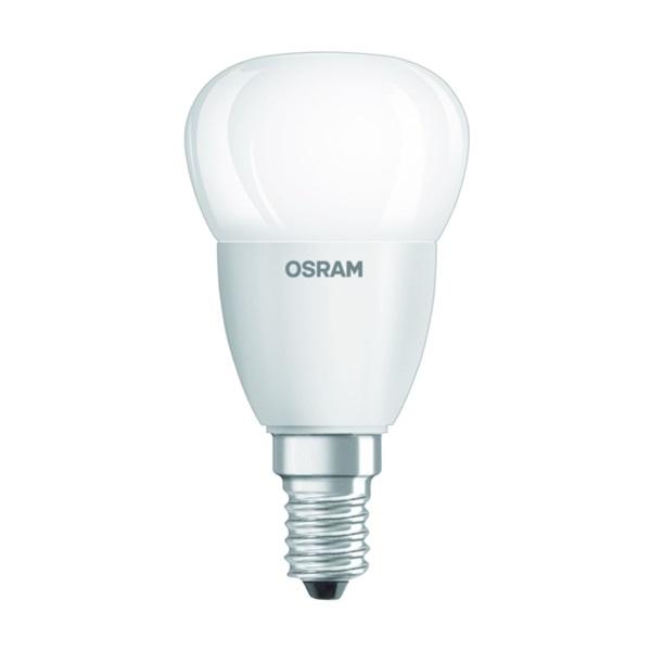 Osram Value matt búra/5,5W/470lm/4000K/E14 LED kisgömb izzó - 1