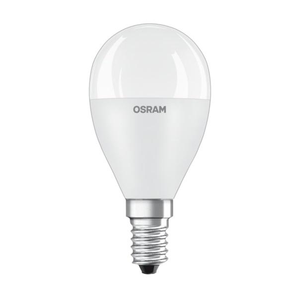 Osram Value matt búra/7W/806lm/2700K/E14 LED kisgömb izzó - 1
