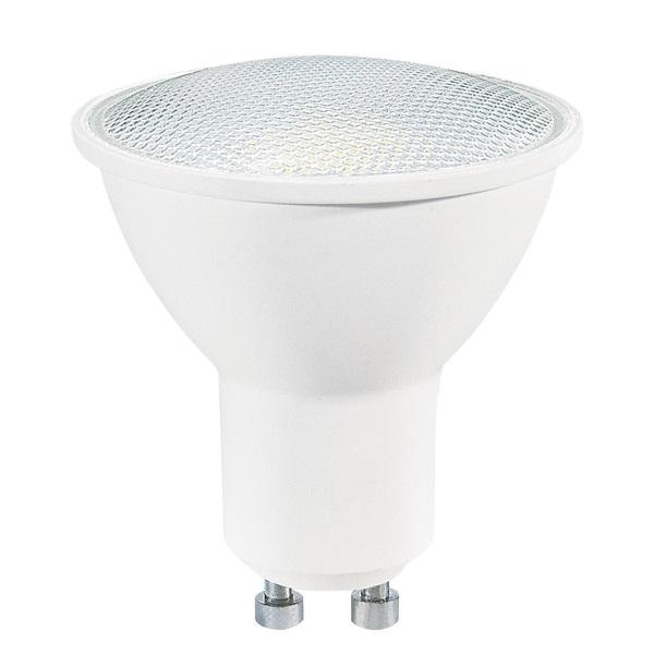 Osram Value PAR16 műanyag ház/5W/350lm/2700K/GU10/230V/120fok/70lm/W LED spot izzó - 1