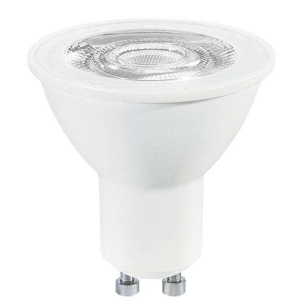 Osram Value PAR16 műanyag ház/5W/350lm/6500K/GU10/230V/36fok/70lm/W LED spot izzó - 1
