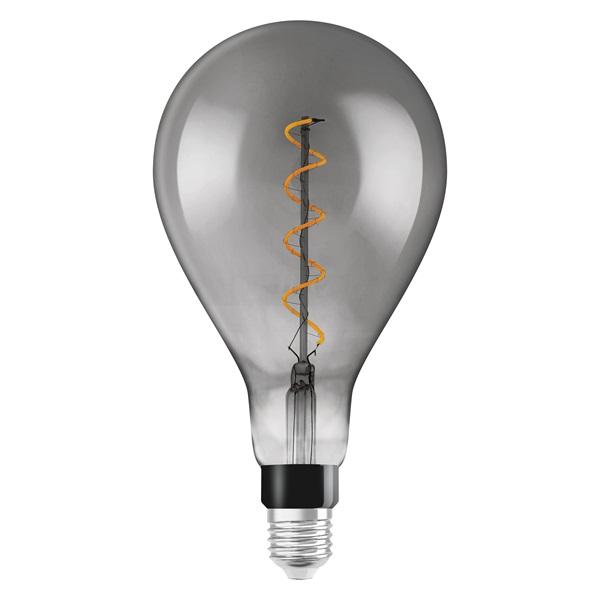Osram Vintage átlátszó üveg búra/5W/110lm/1800K/E27 LED körte izzó - 1