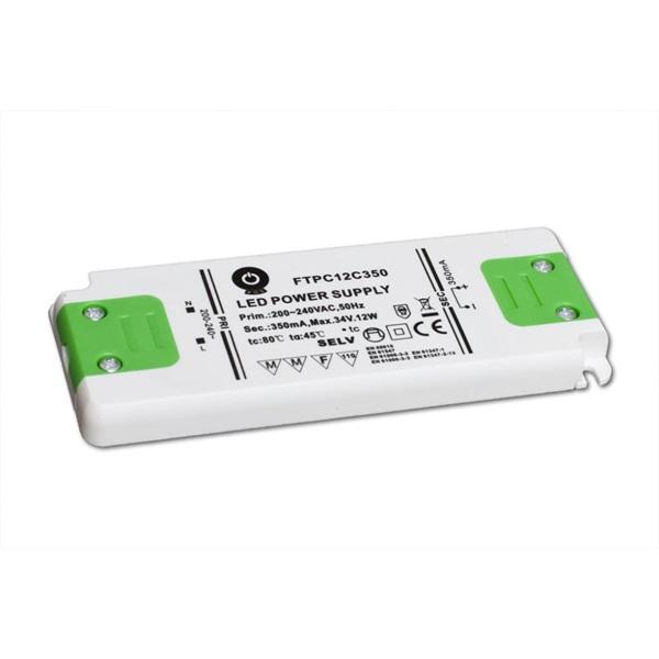 POS POWER FTPC12C350 350mA/0~34V 11,9W IP20 LED tápegység - 1