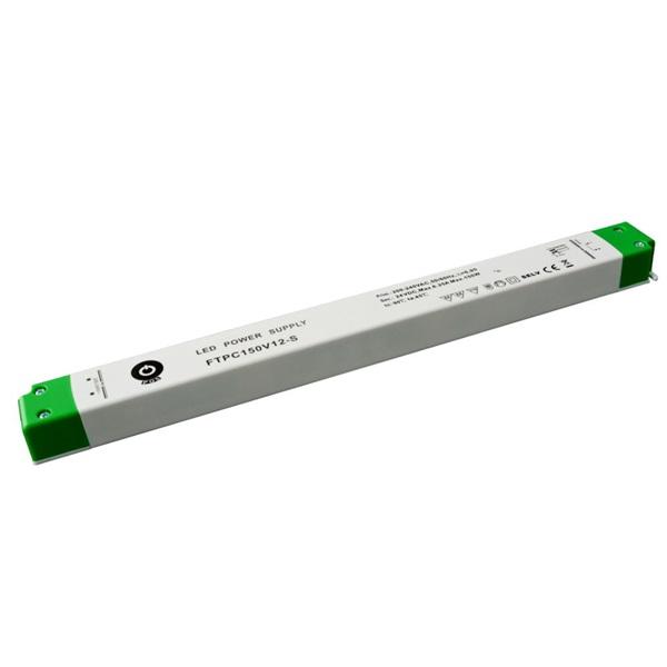 POS POWER FTPC150V12-S 12V/11A 132W IP20 vékony LED tápegység - 1