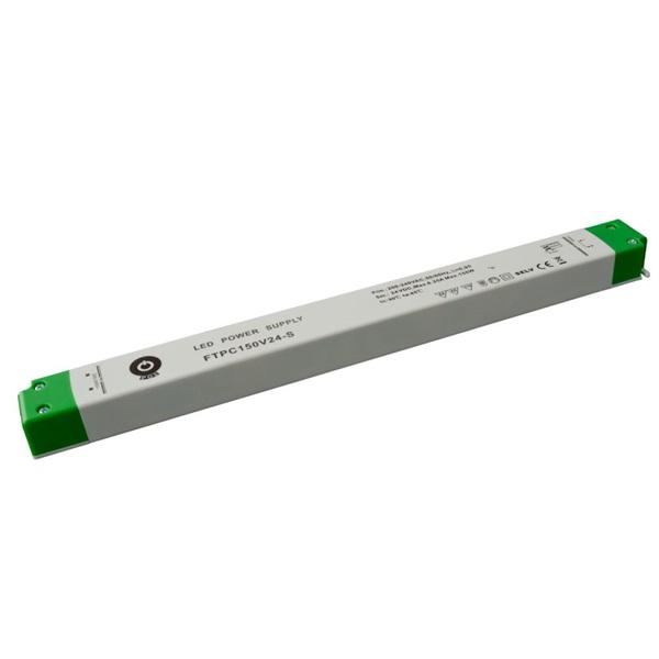 POS POWER FTPC150V24-S 24V/6.25A 150W IP20 vékony LED tápegység - 1