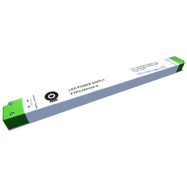POS POWER FTPC200V24-S 24V/8,33A 199,2W IP20 vékony LED tápegység - 1