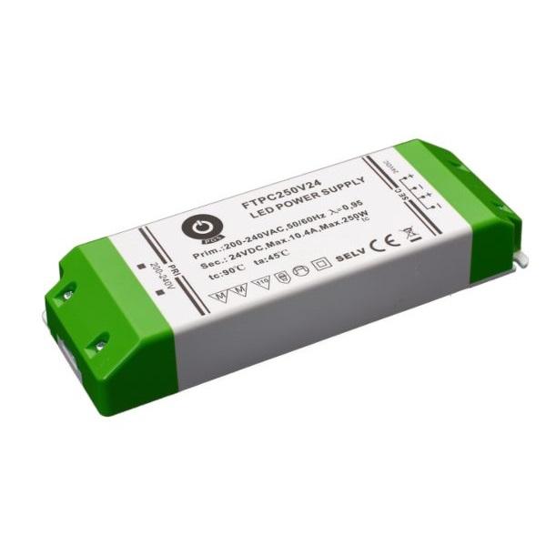 POS POWER FTPC250V24 24V/10,4A 250W IP20 LED tápegység - 1