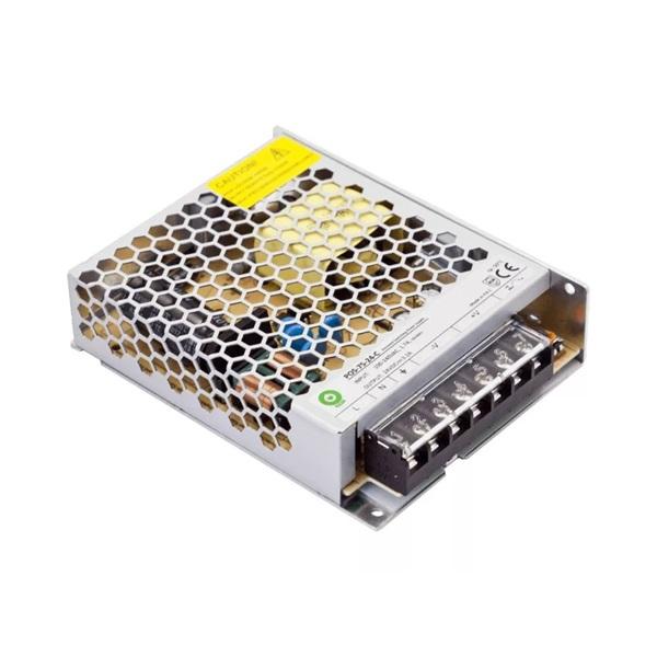 POS POWER POS-75-24-C 24V/3.2A 76,8W IP20 fém házas LED tápegység - 1