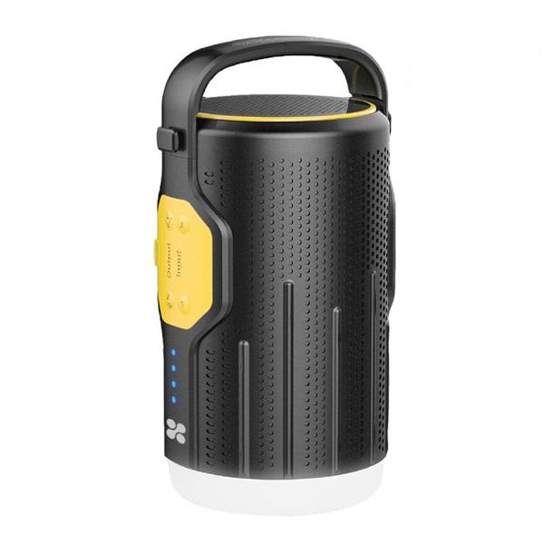 Promate CampMate-2 Bluetooth hangszórós és 10000 mAh powerbank-os hordozható kemping LED lámpa - 1