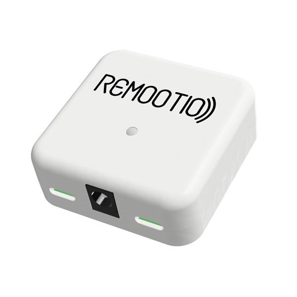 Remootio 2.0 Dual Univerzális USB, okosotthon Wi-Fis, Bluetoothos 100kulcsos kapunyitó +vendégkulcsok - 1