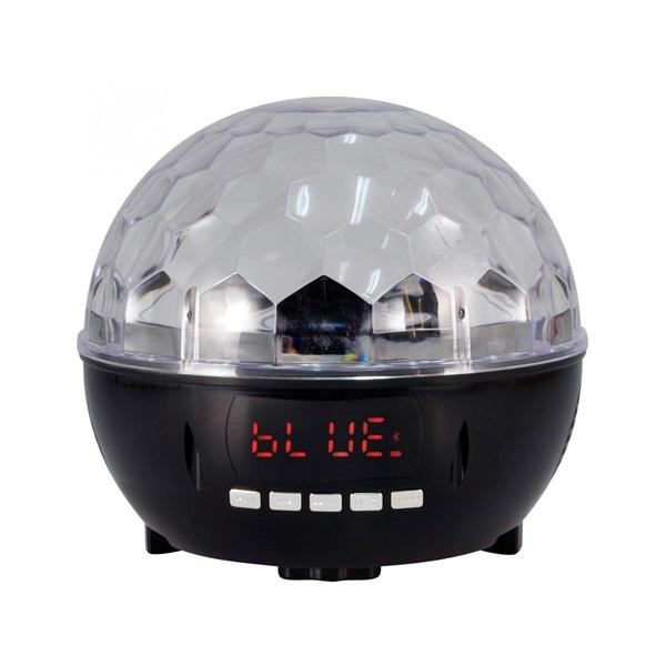 Somogyi DL 6BT Bluetooth-os multimédia lejátszó és diszkó lámpa - 1