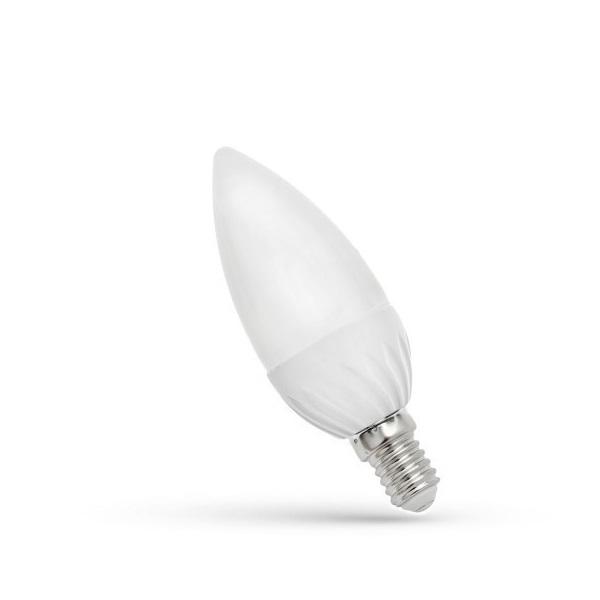 SpectrumLED 6W/480Lm/3000K/IP20/E14 LED gyertya led fényforrás - 1