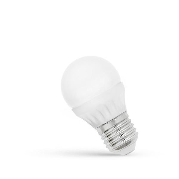 SpectrumLED 6W/490Lm/4000K/IP20/E27 LED kisgömb led fényforrás - 1